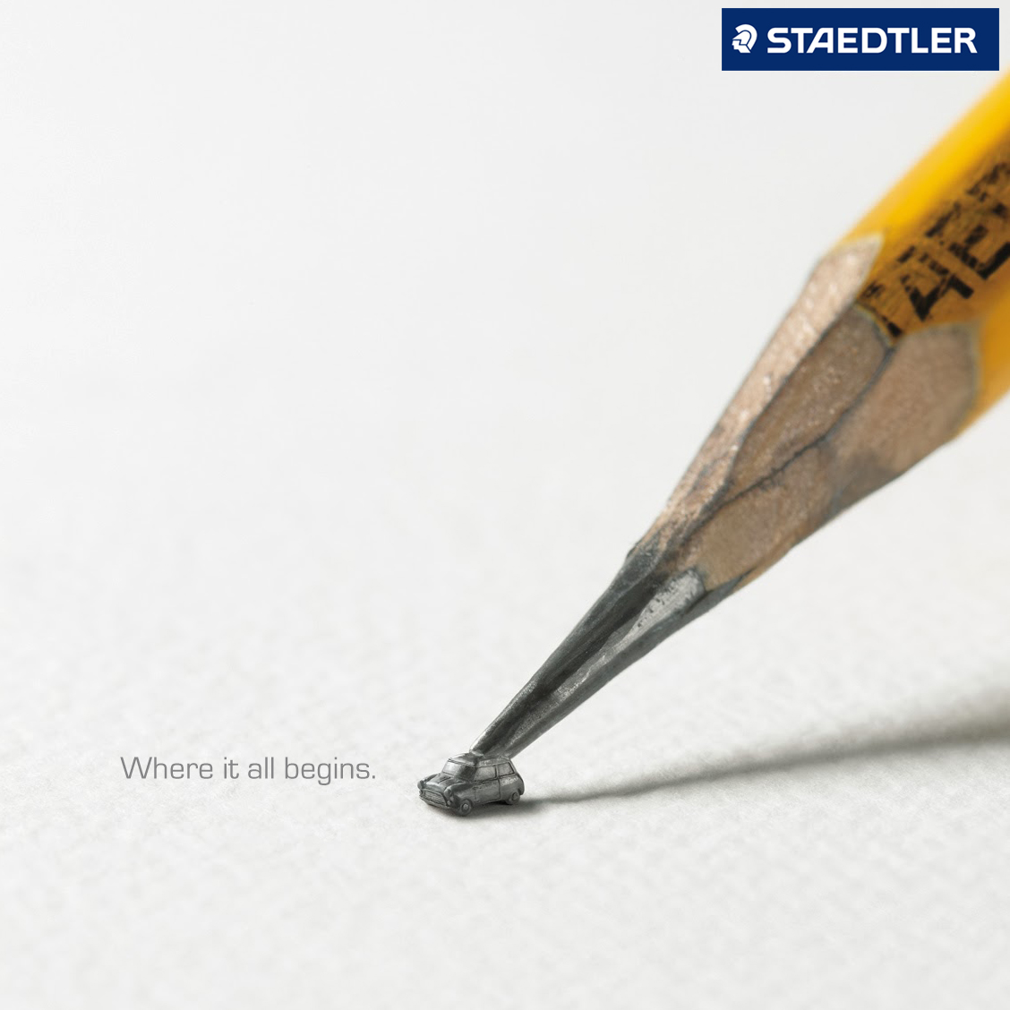Designed by pencil