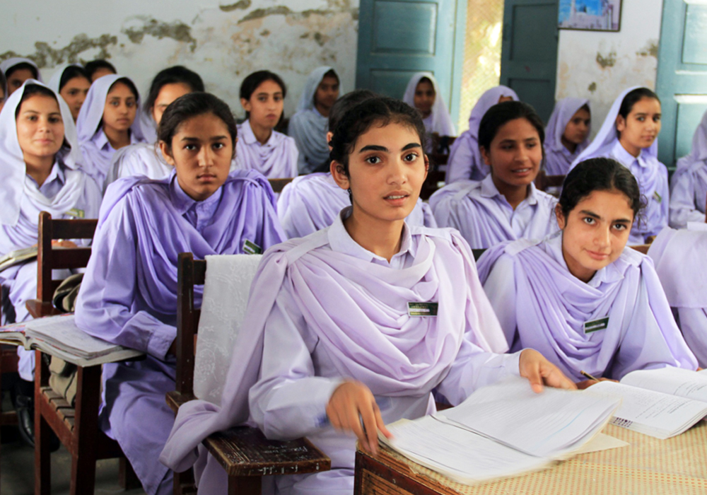 Cause and Effect: Female education | aquascript &c.